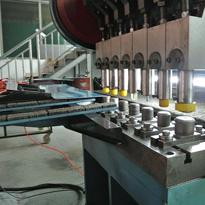 CNC stampling