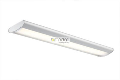 led linear suspended fixture