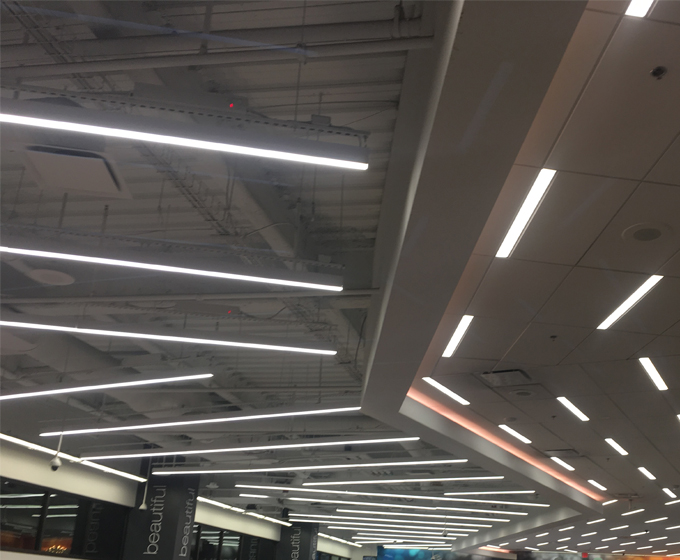 Led Suspended Luminaire Fixture Pendant Lighting Easy