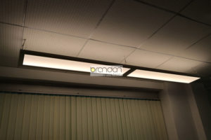 LED linear architectural fixture