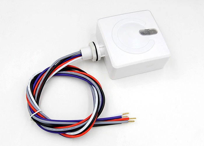 microwave motion sensor mc610v rc daylight threshold function