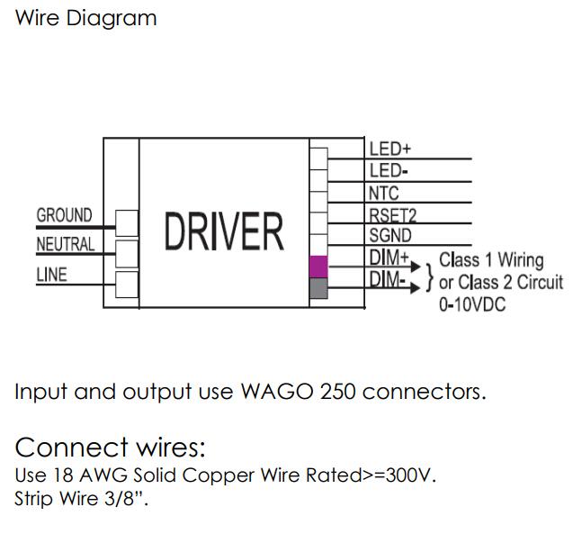 philips advance xitanium 54w linear led driver 5 dim rh brandon lighting com LED Controller Wiring Diagram LED Strip Wiring-Diagram