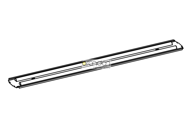 LED Retrofit kits for vaportight