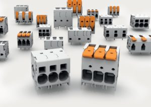 Wago PCB Terminal Blocks for Power Electronics