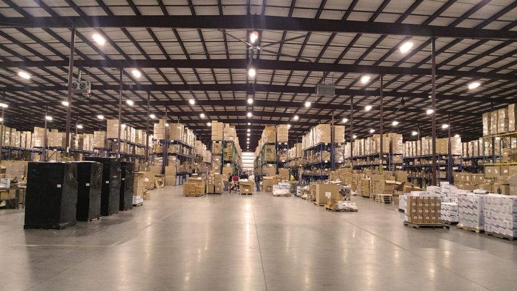 led-warehouse 3000k