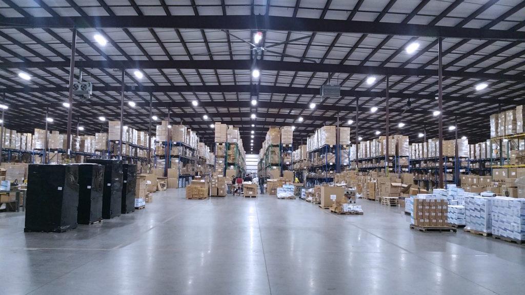 led-warehouse 5000k