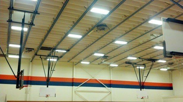LED Gym lights