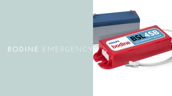Philips Bodline LED emergency driver