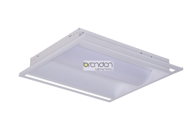 LED air handling troffer