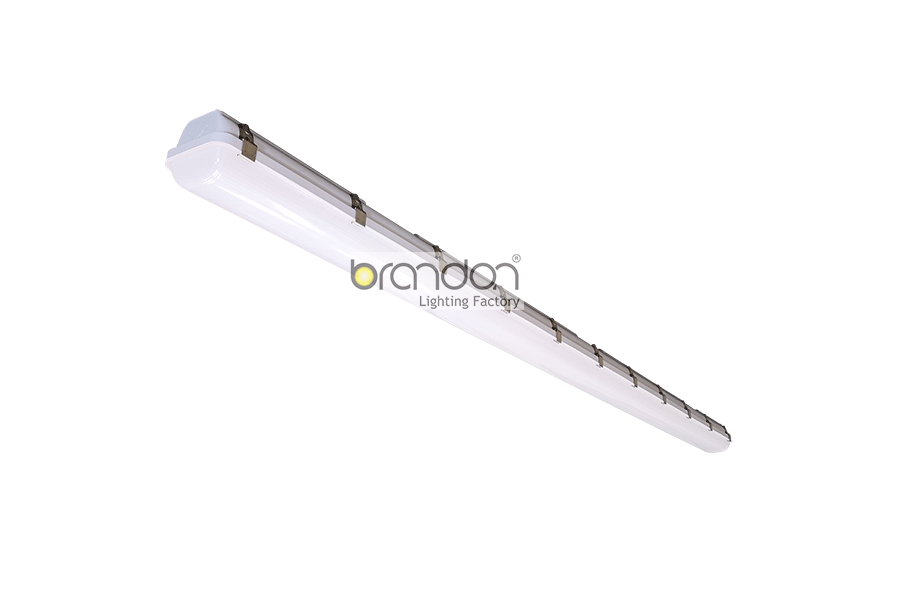 vapor proof light fixture