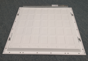 why the back-lit panel?