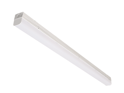 LED industrial strip fixture