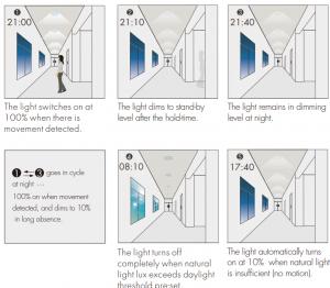 Daylight Monitoring Function
