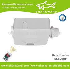 sharkward motion sensor