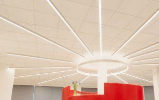 LED Linear architectural desginer