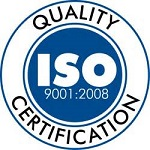 ISO certificated lighting manufacturer