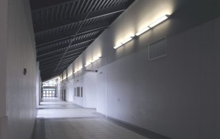 LED wall mounted bed lights