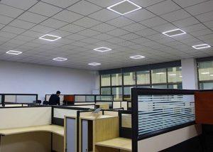 LED Frame light VS LED panel light