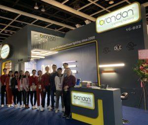 LED lighting fixture supplier