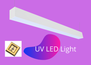 UVC light fixtures