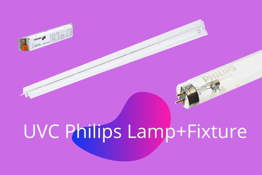 ultraviolet tube light