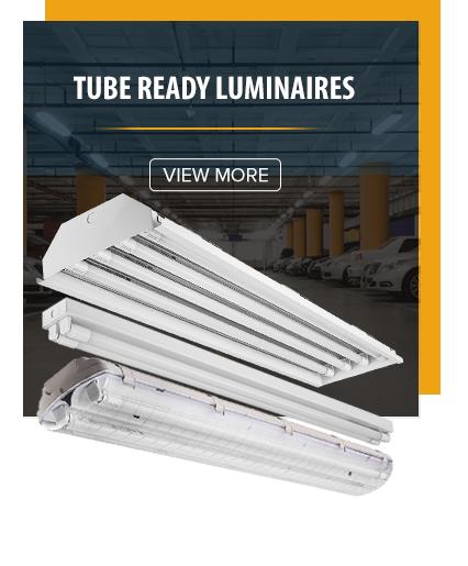 Tube ready fixture