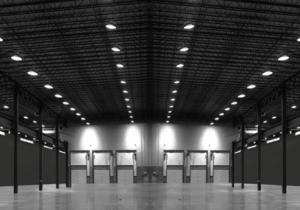 ufo warehouse lighting application