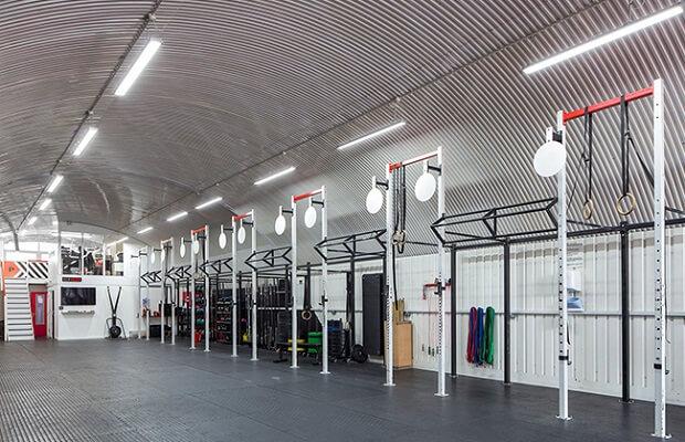 LED sport gym light