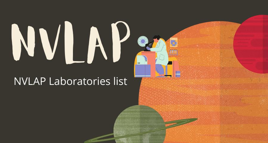 NVLAP lab list