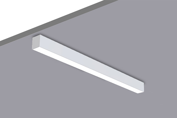 ceiling mounted luminaire