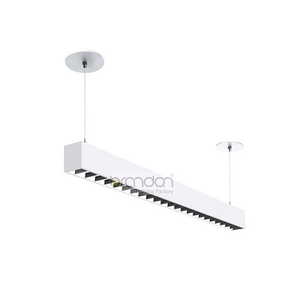 louver warehouse pendant lighting