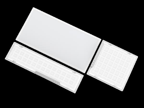 backlit panel lighting