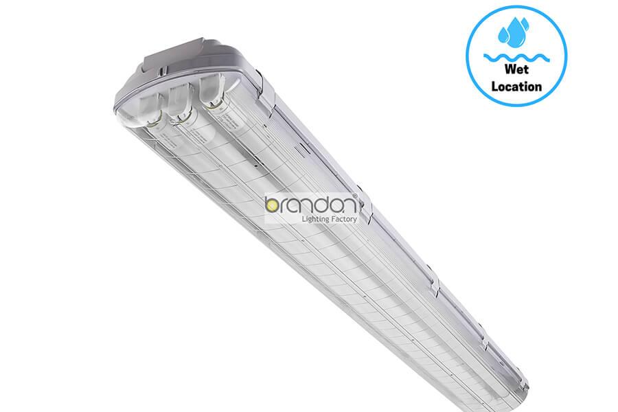 led tube light fixture