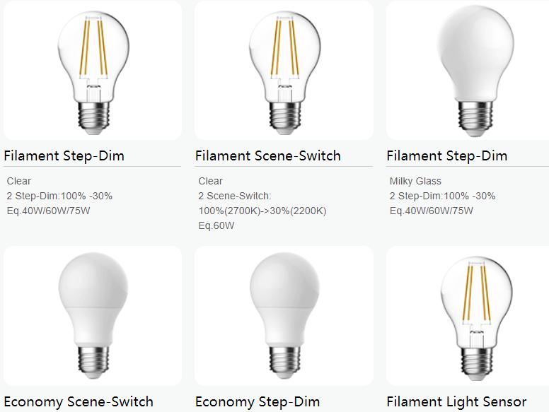 Yankon LED bulb